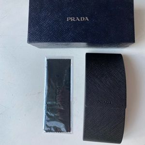 PRADA case authentic